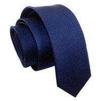 Mens Blue Plain Tie
