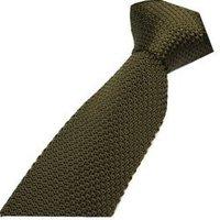 Mens Woven Tie