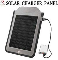 Portable Solar Charger Panel