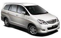 Toyota Innova Crysta Car