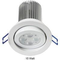 15 Watt Led Downlight