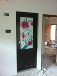 Fine Finish Pvc Door