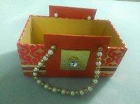 Gift Packaging Basket