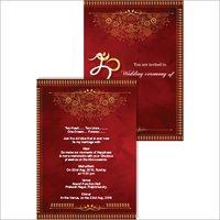 Reliable Invitation Card