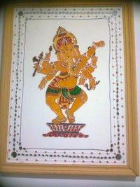 Ganeshji Paintings