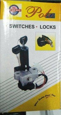 Two Wheeler Switch Locks