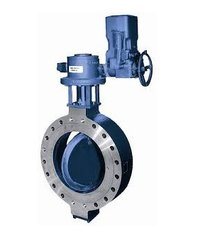 Fine Quality Gear Operating Butterfly Valve