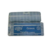 Green Buffing Compound Pad