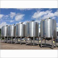 Stainless Steel Metal Tanks