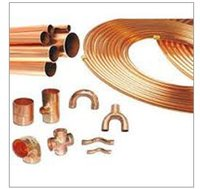 Copper Metal Pipe Fitting