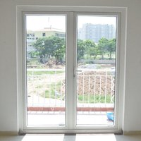 Customized Upvc French Door