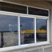 Fixed 3 Sliding UVPC Window