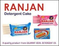 Active Ranjan Detergent Cake Contains