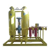 Desiccant Type Air Dryer