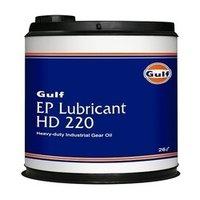 Gulf Make Lubricating Oil