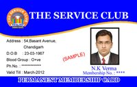 Pvc Fused Identity Cards