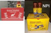 Elephant & Indian Hard Gasket Shellac Compound