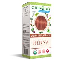Henna Organic Herbal Hair Color Henna Leaf Powder