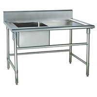 Stainless Steel Sink In Coimbatore Tamil Nadu Dealers Traders - Stainless steel work table with sink