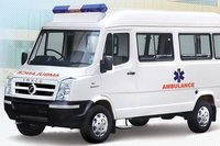 Traveller Ambulance