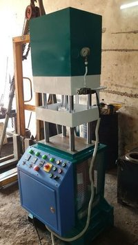 Heater Leather Embossing Machine