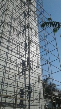 Commercial Painting Job Work