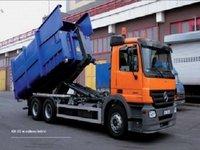 Heavy Duty Garbage Compactor