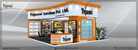 3d Exhibition Stall Design Service