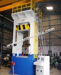 Heavy Duty Hydraulic Forging Press