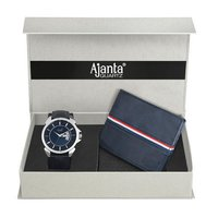 Men's Combo Pack Of Watch and Wallet