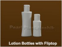 Lotion Bottles with Fliptop Cap 30ml and 60ml