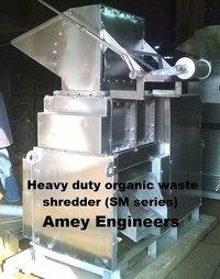 Heavy Duty Organic Waste Shredder