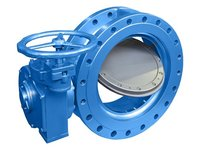 Centric Double Offset And Triple Offset Butterfly Valves