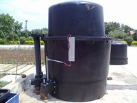 Portable Biogas Plant For Institutional And Domestic Use