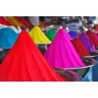 Rangoli Color in Chhota Udepur