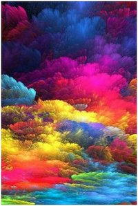 Herbal Holi Colors