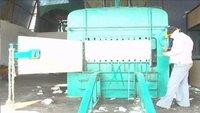 Single Stage Automatic Cotton Baling Press