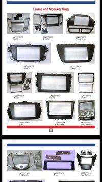 Car Stereo Frame