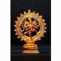 Brass Natraja Statue