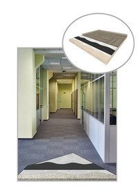 Acoustic Underlay Carpet Tiles