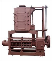 Double Chamber Oil Expeller Machine