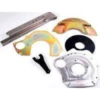 Rear Plates Shift Fork