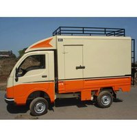 Commercial Insulated Van Body