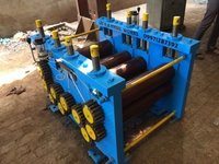 Metal Sheet Plate Straightener Machine