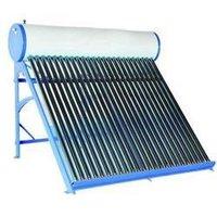 Outdoor Solar Water Heater