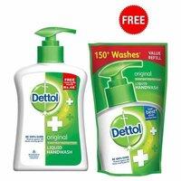 Dettol Skincare Liquid Hand Wash - 1 Litre