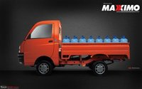 Mahindra Commercial Vehicle With Highly Efficient Mileage