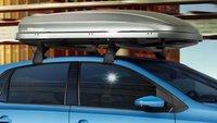 Genuine Car Roof Box Matt Black
