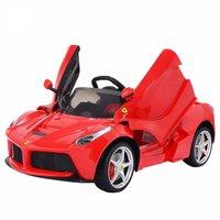 Pa Toys Rastar 12v Licensed Laferrari Kids Electric Ride On Car