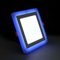 2 Color Square Panel Led Light